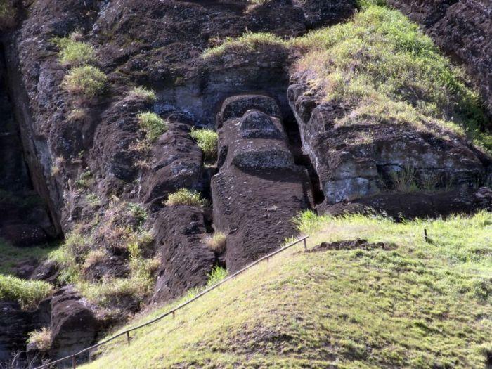 Здесь рождались статуи острова Пасхи. / Фото: www.salik.biz
